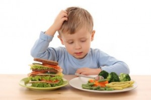 Foods and Vitamins for Growing Children