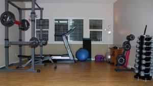 Installing a Home Gym