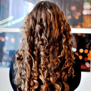 Long-Lasting DIY Curls