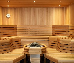 Custom Sauna at Your Home