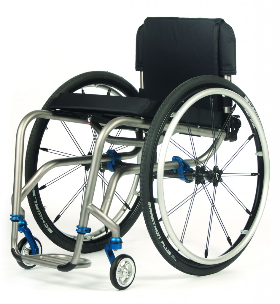 How Do Titanium Wheelchairs Compare To Aluminum Healthy