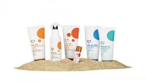 skin care sun