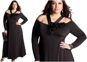 Plus Size Woman dress